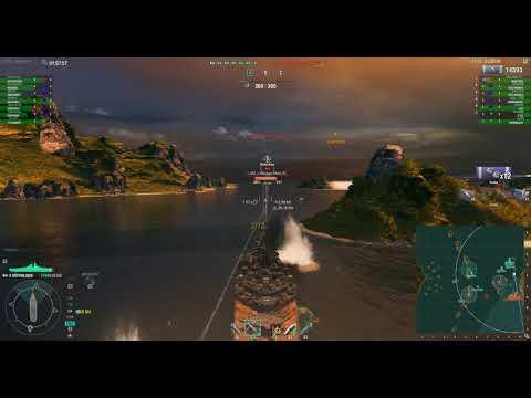World of Warships: Победа в Лиге Шторма