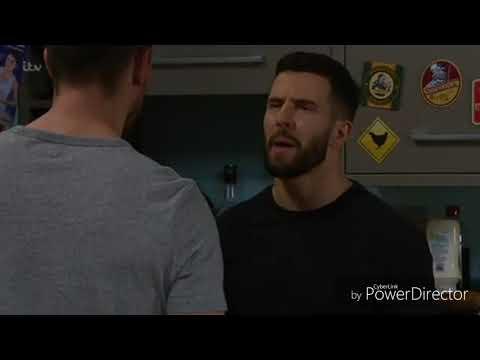 Emmerdale - Pete Confront Ross - Part 1 (13th October 2017)