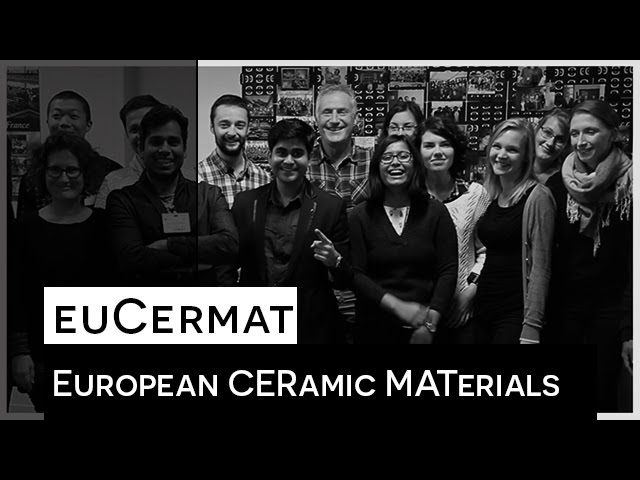 EUCERMAT - L'Internationalisation de la céramique