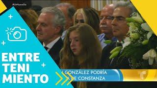 Viudo de Edith González quiere que Constanza viva con él   Un Nuevo Día   Telemundo