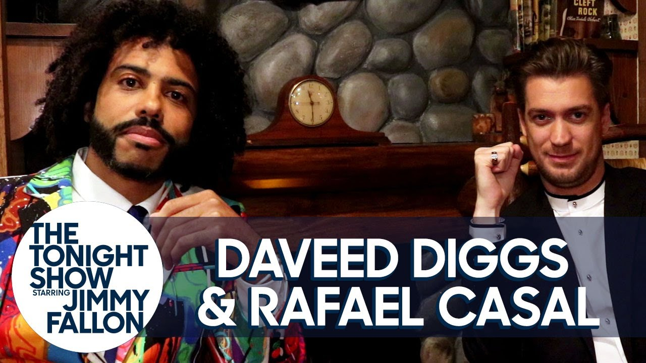 Daveed Diggs and Rafael Casal Are Challenged to Create Fake Proverbs