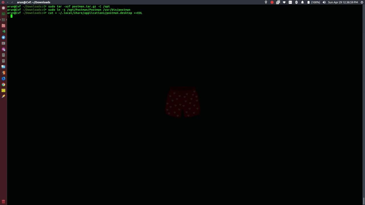 download postman for ubuntu