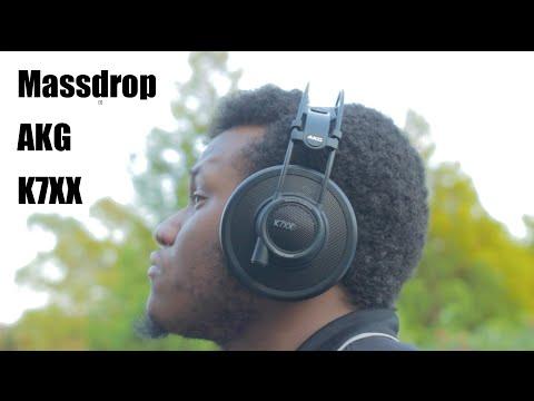 Massdrop X AKG K7XX Headphones Quick Review/K702 Comparison