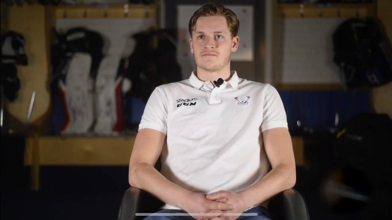 """Henrik Törnqvist: """"En speciell säsong"""""""
