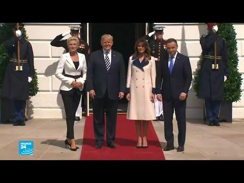 ترامب: بولندا مستعدة لدفع ملياري دولار لإقامة قاعدة أميركية على أراضيها  - نشر قبل 45 دقيقة