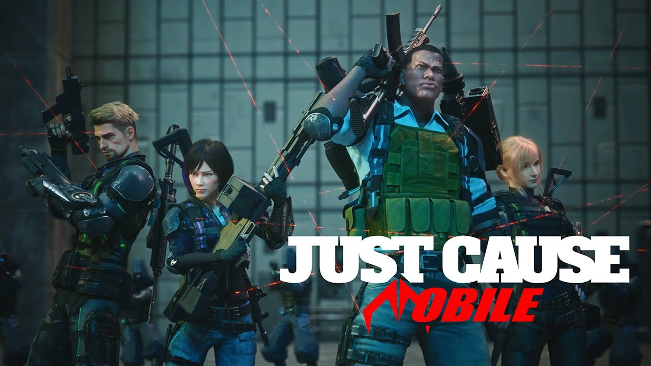 Just Cause: Mobile - Cinematic Trailer