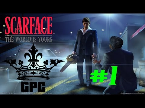 Its All Gone  Scarface: The World Is Yours Playthrough WGPC E1