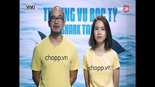 Shark Tank Việt Nam Tập 8 - Startup đi chợ giùm bạn từ chối đề nghị rót vốn của Shark Thủy| VTV24