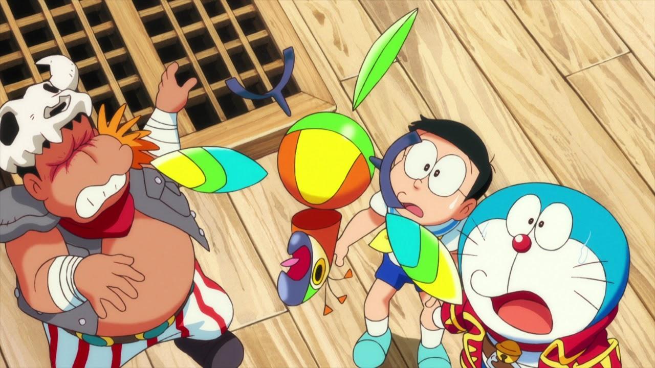 Download Doraemon the Movie: Nobita's Treasure Island