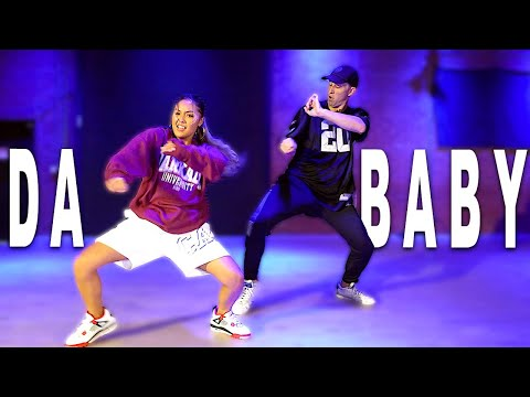 "DA BABY – ""BALL IF I WANT TO"" Dance | Matt Steffanina ft Jadyn Hernandez"