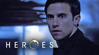 Peter Finds Sylar in the Future // Heroes S03 E4 - I Am Become Death