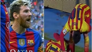This is how Lionel Messi Always Worry about Neymar jr #EMOTIONAL | HD