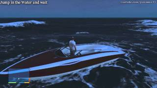 GTA 5 - Out of Your Depth - Zu tief für dich - Achievement - Trophy - Guide