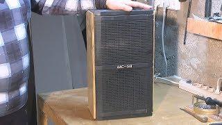 Обзор и ремонт акустической системы 6АС-518