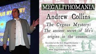 Andrew Collins: The Cygnus Mystery - Life's origins in the cosmos (Audio) Mega 2006
