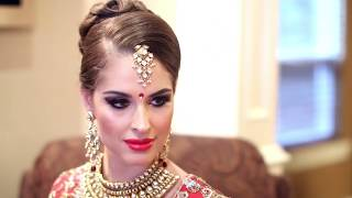 Bridal Makeup & Hair - Lets get ready with BRIDAL LOUNGE