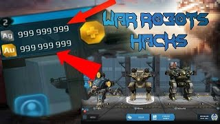 how to hack war robots money hack gold hack