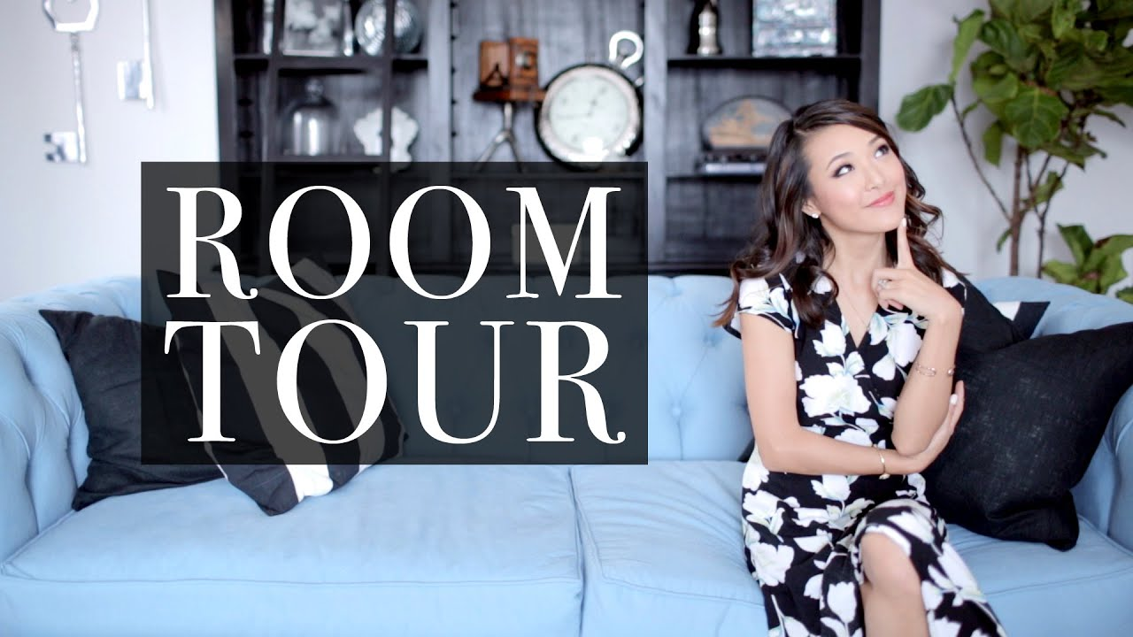 the living room tour from house to home my living room tour 16116