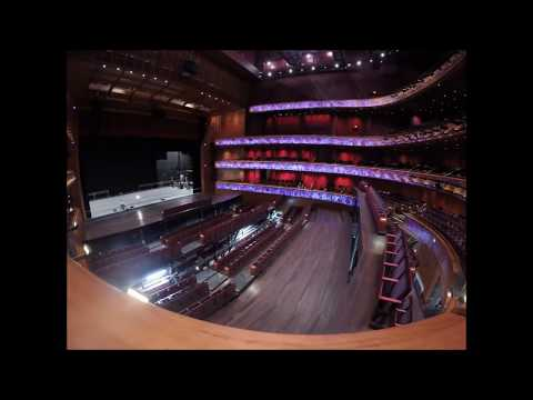 Tobin Center for the Performing Arts (TX) -  H-E-B PERFORMANCE HALL