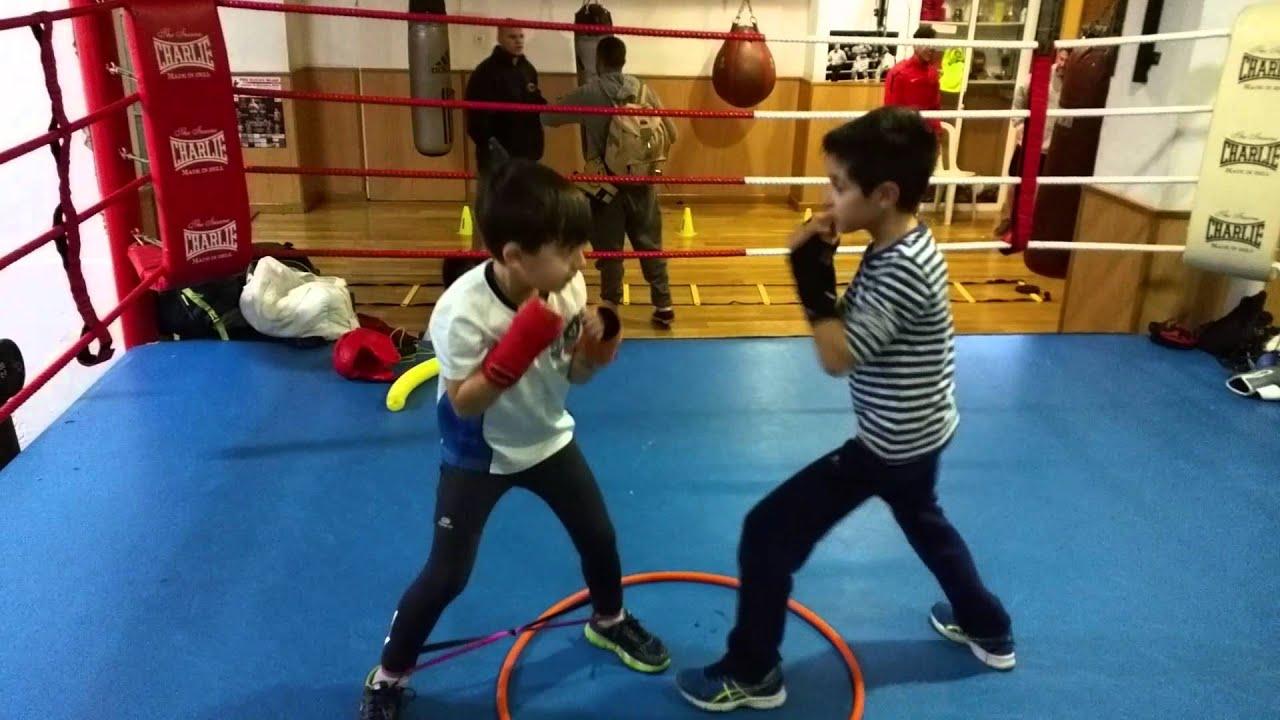 Entrenamiento Boxeo Ni U00f1os El Carranque U00f1o 7 A U00f1os