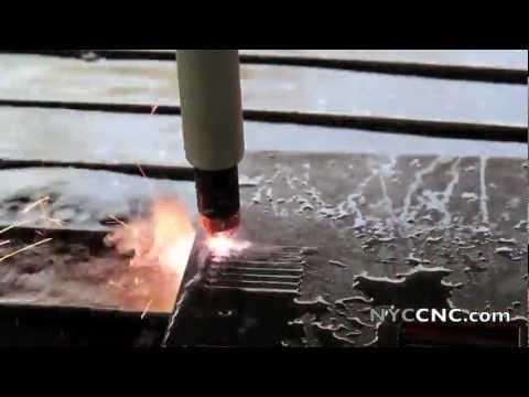 FIRST CUTS! Torchmate 4x4 CNC Plasma & Hypertherm PowerMax65
