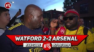 Watford 2-2 Arsenal | We Must Back Emery & Give Him Time To Turn Things Around! (Kelechi)