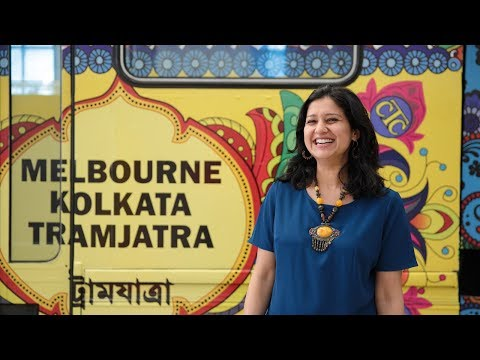 2017 Melbourne Art Trams—Bushra Hasan
