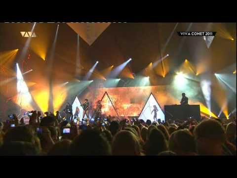 Madcon - Medley - Comet 2011 - VIVA - LIVE
