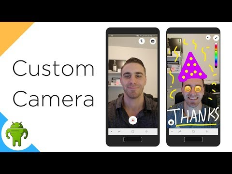 Building a Custom Camera on Android - YouTube
