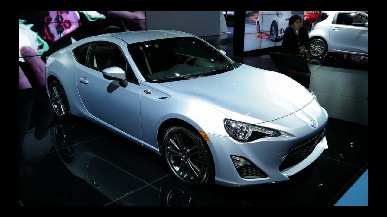 2014 scion fr s 10 series 2013 new york auto show youtube. Black Bedroom Furniture Sets. Home Design Ideas