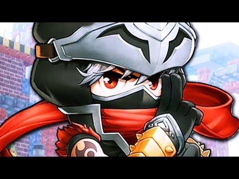 🔴 JOIN MY MMORPG GUILD! | Maplestory 2 Gameplay