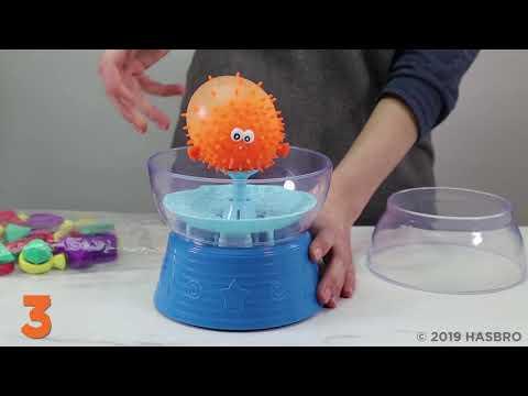 Игра Hasbro Gaming Пугливая Рыбка (E3255)