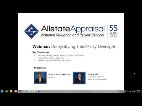 Demystifying Third Party Oversight