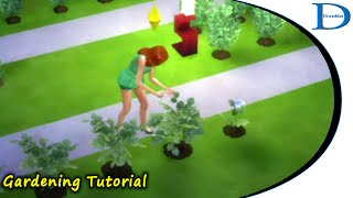 05 - The Sims 4 - Gardening Tutorial - Grafting
