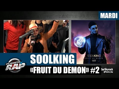 """Planète Rap - Soolking """"Fruit du démon"""" #Mardi"""