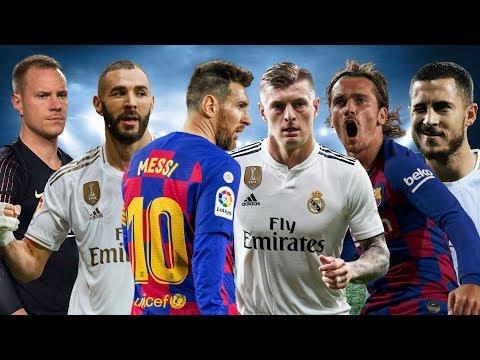 Barcelona 2 Vs 2 Real Madrid Download