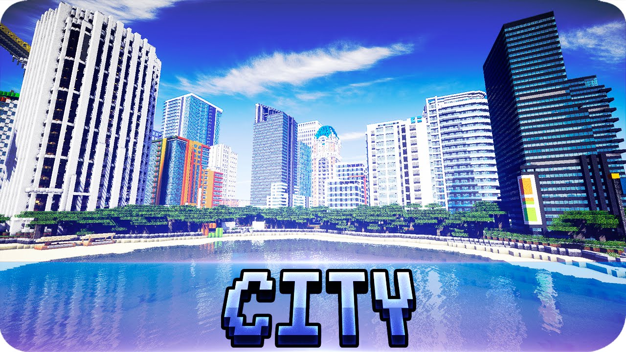 Minecraft huge han ul modern city map w download youtube gumiabroncs Image collections