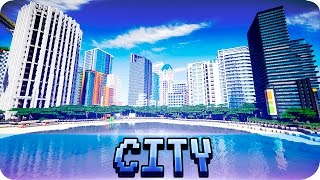Minecraft - Huge Han-ul Modern City - Map w/ Download