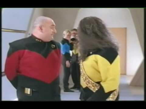 Alexei Sayle Star Trek the Next Generation Sketch from YouTube · Duration:  1 minutes 30 seconds