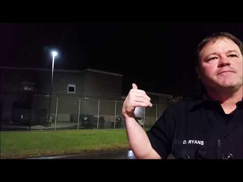 1st Amendment Exterior Audit St.Joeseph County Jail Contact By The Police
