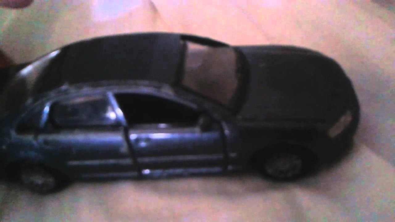 Audi A8 (Toy Model Car)