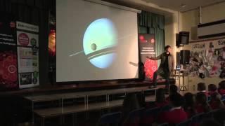 TES: Professor Brian Cox, The Big Bang Live Lesson