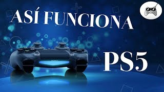 Así funciona PLAYSTATION 5 sin OPTIMIZAR