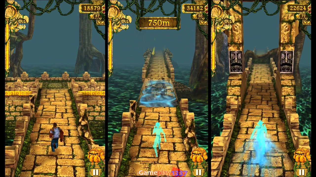 Play temple run 2 for without ing