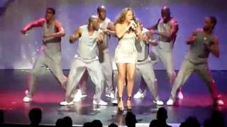 Mariah Carey / Touch My Body ( Live In Vegas )