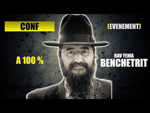 RAV BENCHETRIT - A 100 %