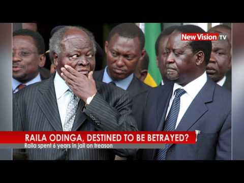 Is Raila Odinga destined for betrayal?
