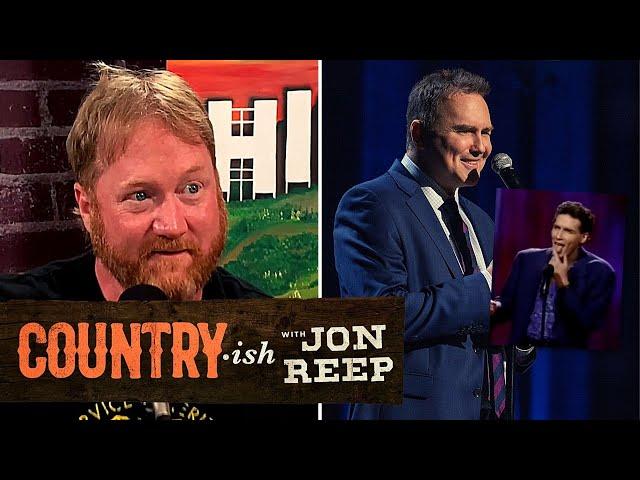 Jon Reep Pays Tribute To Norm Macdonald...   Country·ish with Jon Reep