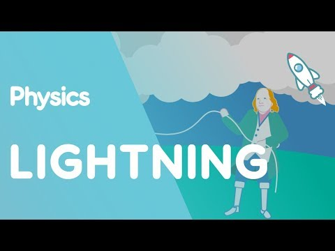 Lightning | Electricity | Physics | FuseSchool