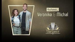 Rozhovor: Veronika Arichteva a Michal Necpál #StarDance9